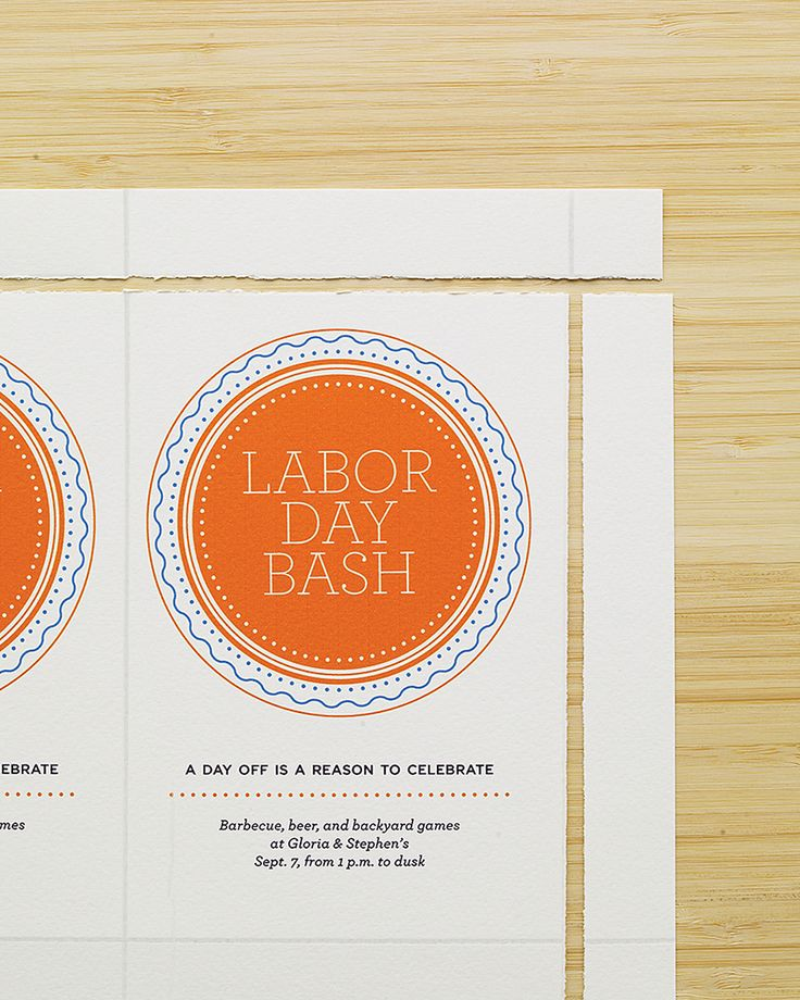11 best labor day invitations images on pinterest party labor day party invitations stopboris Images