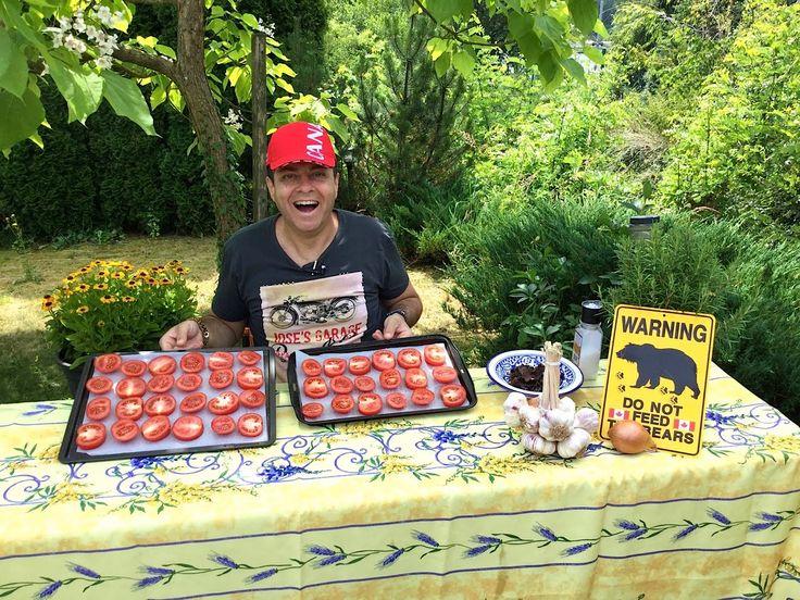 Tip a recept od Majkla: jak si doma vyrobit sluncem sušená rajčata, lehk...