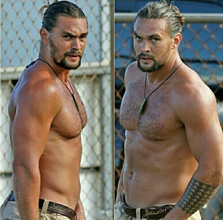 Jason Momoa... stop it, don't stop.
