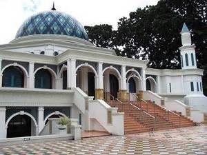 Masjid Albina