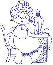Shirley Sews - Livre instantâneas Designs máquina de bordar