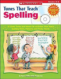Buy a cheap copy of Tunes That Teach Spelling Bk/cd Set: 12... book by Martin Lee. Free shipping over $10.