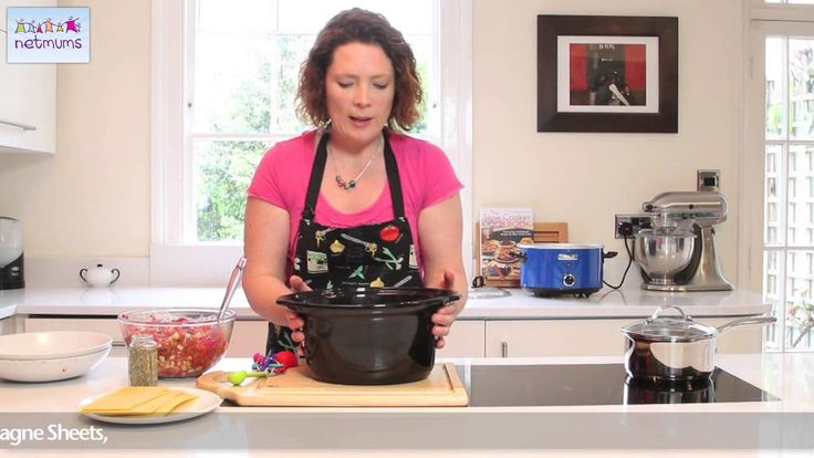 How to make lasagne in the slow cooker