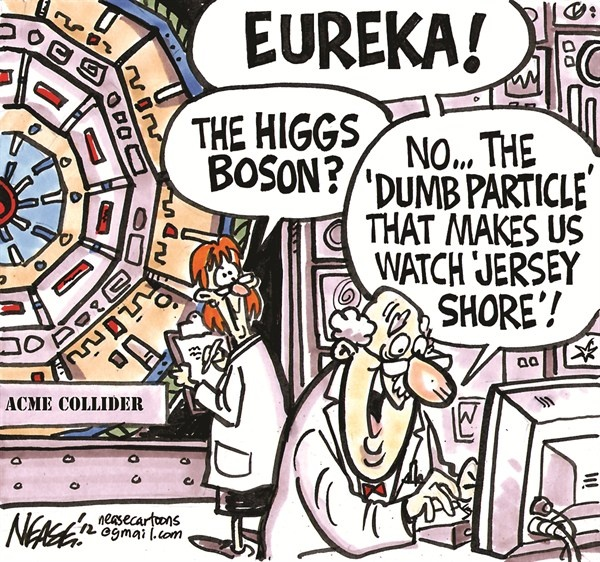(PDF) Some reflections on the Higgs Boson, discourse and ...