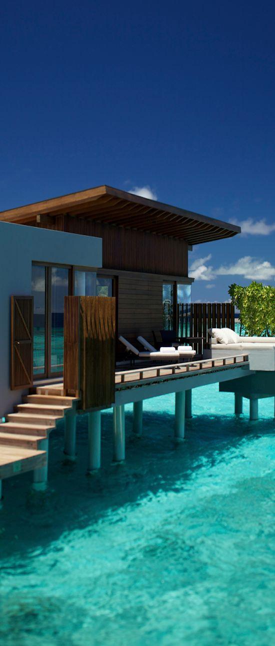 Park Water Villa...Maldives