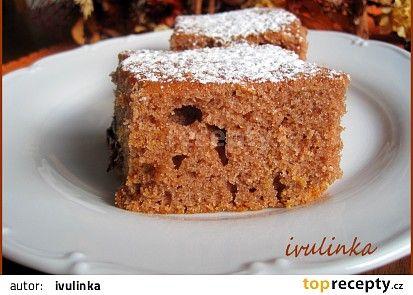 Nejlepší litý perník recept - TopRecepty.cz