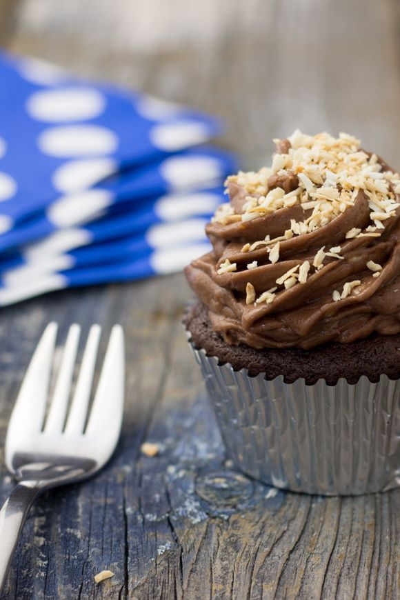 milk chocolate and toasted coconut frosting recipe