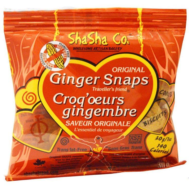http://goo.gl/bBvXLC - iHerb product review: ShaSha Bread Co, Original Ginger Snaps | High Score Blog - Iherb Coupon YUY952