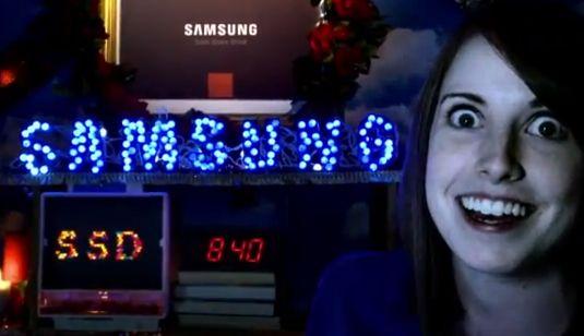 ¿Que tiene que ver Samsung, la novia psicópata y tu computadora?