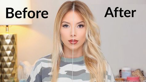 Find out how to get soft waves or just the bend curls