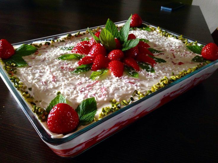 Erdbeertiramisu, ein gutes Rezept aus der Kategorie Frucht. Bewertungen: 258. Durchschnitt: Ø 4,5.