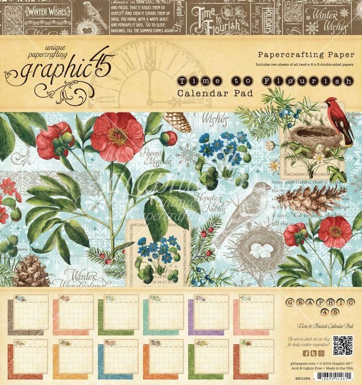 Graphic.45.Time.To.Flourish.-.Calendar.-.36.of.36.-.Calendar.Pad