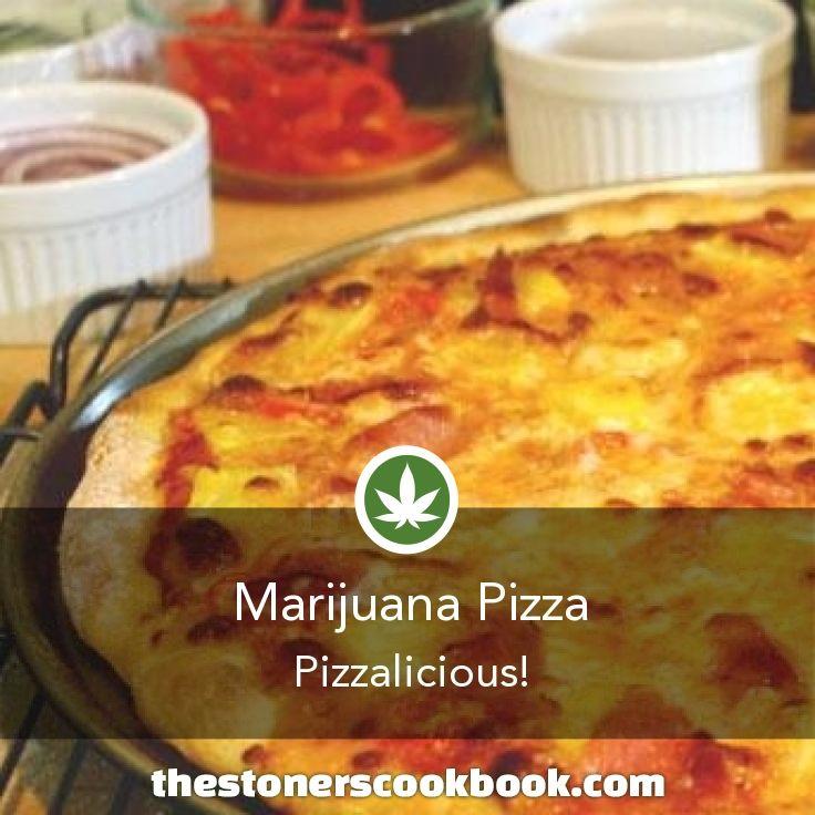 Marijuana Pizza from the The Stoner's Cookbook (http://www.thestonerscookbook.com/recipe/marijuana-pizza)