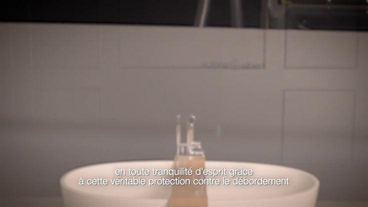 Innovation / Kit de vidange automatique pour baignoire signé Victoria + Albert.