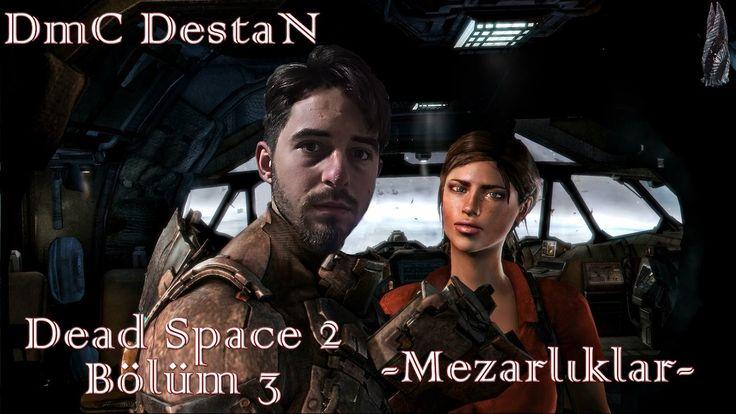 Dead Space 2 Bölüm 3 Mezarlıklar (Episode 3) 😱