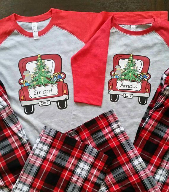 25 Unique Matching Family Christmas Pajamas Ideas On