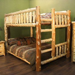full over queen bunk bed plans free woodworking projects plans. Black Bedroom Furniture Sets. Home Design Ideas