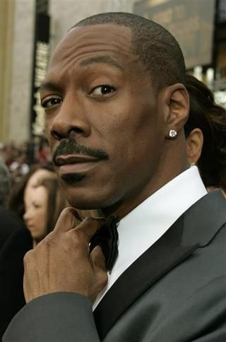 Eddie Murphy, just wish he wasn't so potty-mouthed