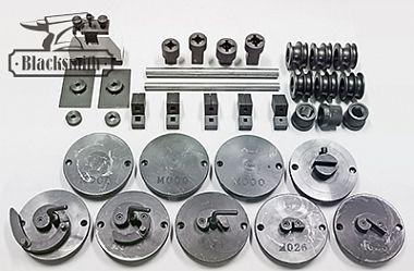 Станки UNV3-02 для торсировки (скручивания) профильной трубы купить в Москве - BlackSmith