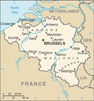 12 best maps of countries images on pinterest country maps maps country maps belgium map gumiabroncs Gallery