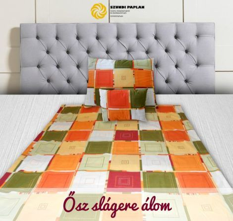 100% pamut ágynemű garnitúrák Ősz slágere álom