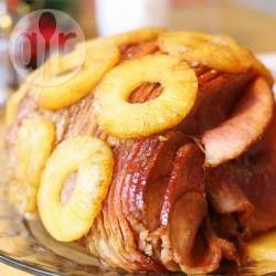Tender ao molho de abacaxi @ allrecipes.com.br