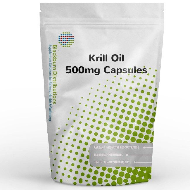 Krill Oil contains a special source of Omega-3 with a high concentration of marine phospholipids which means it is better utilised in the body than standard Omega-3 found in fish oil. http://www.blackburndistributions.com/krill-oil-supplement-capsules-uk.html