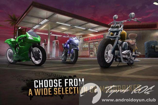 Moto Rider GO Highway Traffic v1.01 MOD APK - PARA HİLELİ - http://androidoyun.club/2016/12/moto-rider-go-highway-traffic-v1-01-mod-apk-para-hileli.html