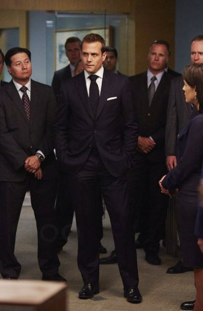 Harvey Specter in Suits S05E10