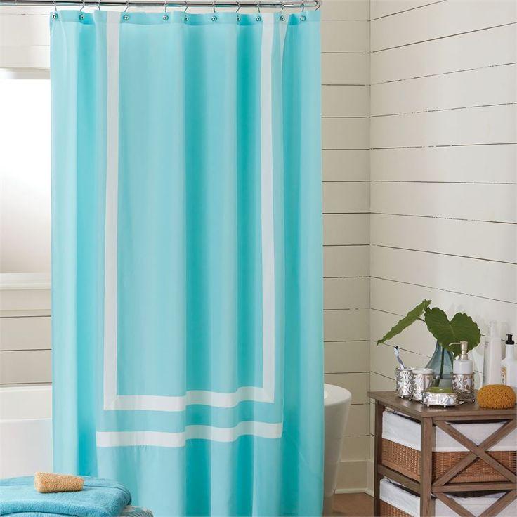 BrylaneHome® Studio Hotel Shower Curtain | Bath Accessories | BrylaneHome