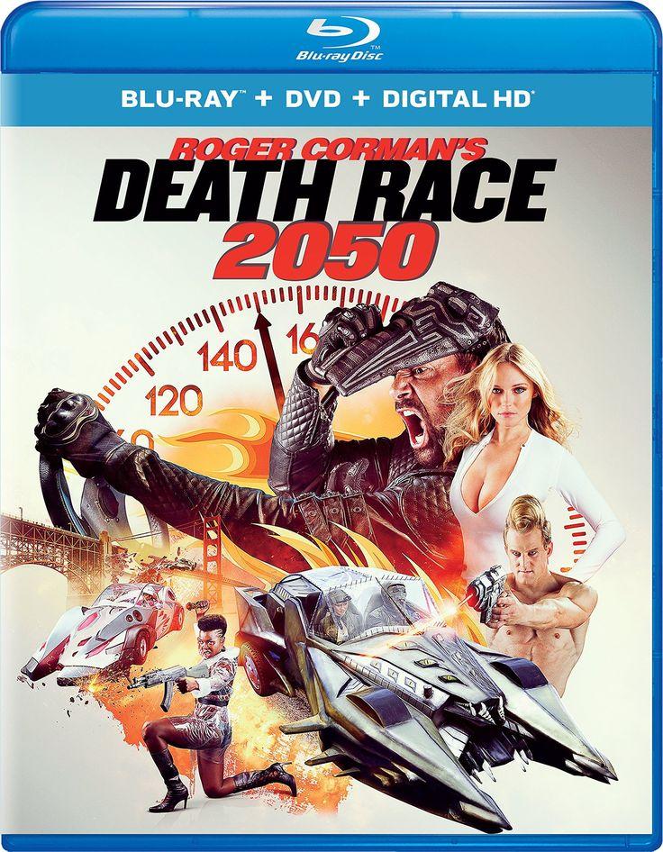 Death Race 2050 (2016) Blu-ray
