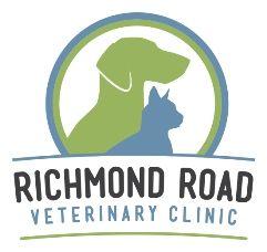 New logo at Richmond Road Veterinary Clinic! 3270 Richmond Road Lexington, KY 40507