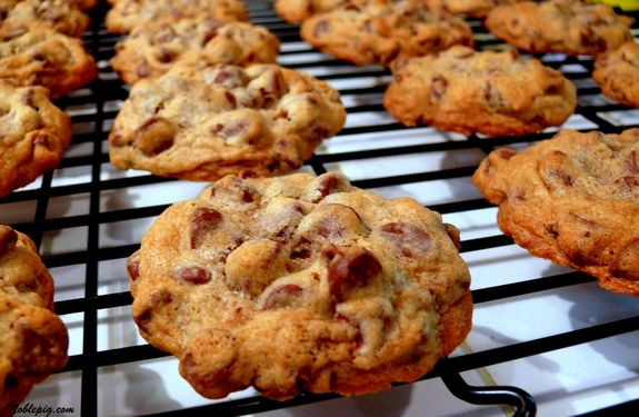 Chocolate Chip Overload Cookies. Like a cookie with LOTS of chocolate ...
