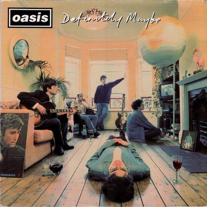 'Definitely Maybe' de Oasis, el mejor álbum de todos los tiempos según los británicos. La banda de Manchester ha superado a los Beatles en el ranking. Ampliar ¿Es Oasis la mejor banda de la historia?. Por lo menos es la que ha grabado el mejor... - parcsilo2
