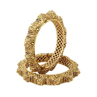 Jewelry & Watches Bridal & Wedding Party Jewelry Indian Traditional Bollywood Designer Screw Bangle Kada Bracelet Women Jewellery