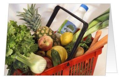 Stuur deze kaart met een fruitmandje om de zieke beterschap te wensen! www.kaartopmaat.nl