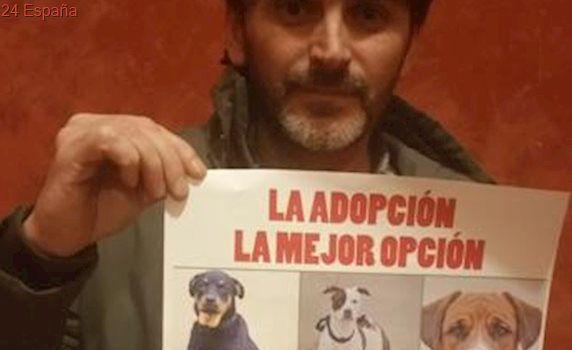 La faceta más solidaria de Fernando Tejero