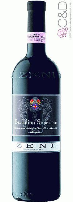 Folgen Sie diesem Link für mehr Details über den Wein: http://www.c-und-d.de/Veneto/Bardolino-Classico-Superiore-2013-Zeni_71827.html?utm_source=71827&utm_medium=Link&utm_campaign=Pinterest&actid=453&refid=43   #wine #redwine #wein #rotwein #veneto #italien #71827