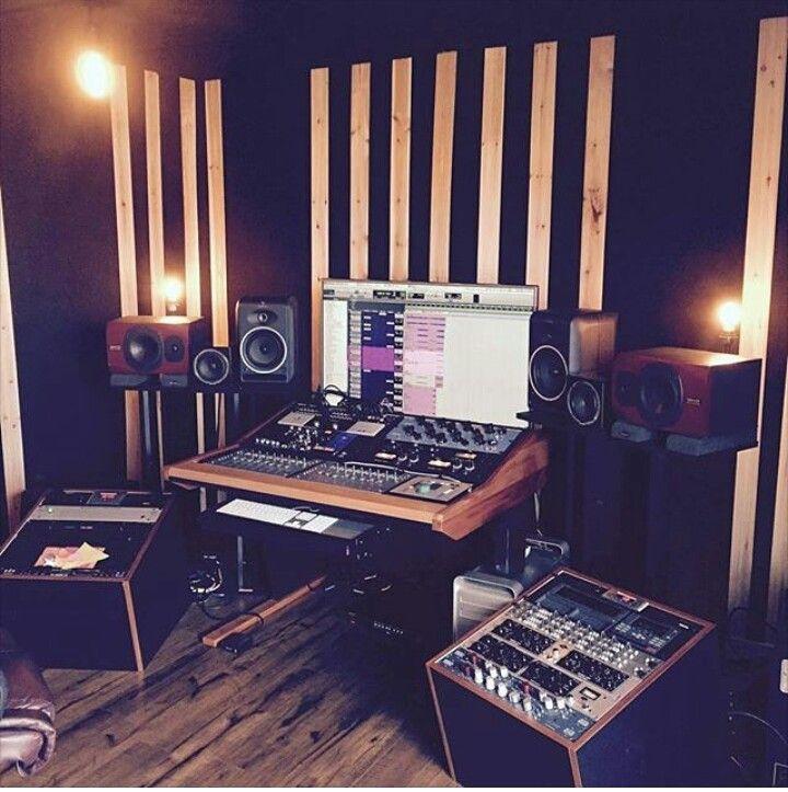 Big Studio Recording