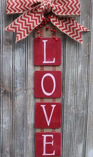 100 Best Valentine's Day Decor DIY Ideas   Prudent Penny Pincher