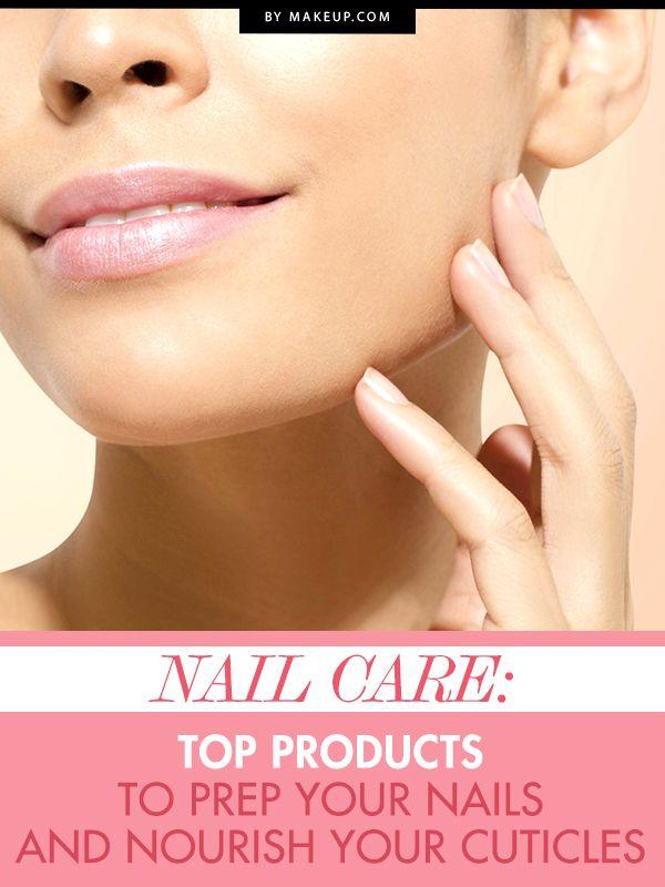 Die Top-Produkte, um Ihre Nägel vorzubereiten und Ihre Nagelhaut zu pflegen – Nails