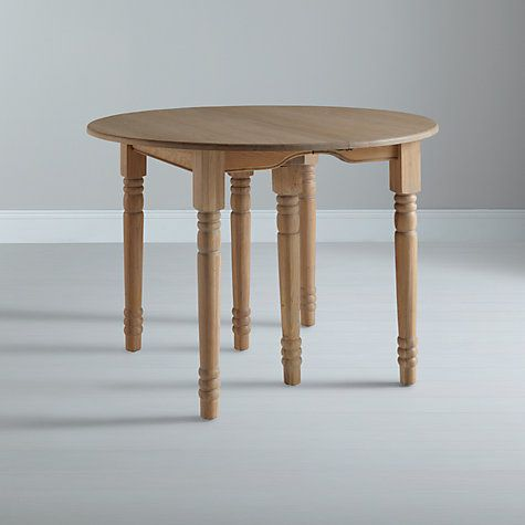 Buy Neptune Sheldrake 2-10 Seater Round Extending Dining Table Online at johnlewis.com