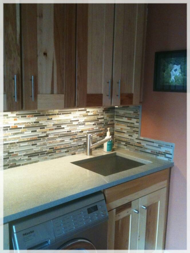 Kitchen Backsplash Hickory Cabinets 38 best kitchen/bars images on pinterest   hickory kitchen
