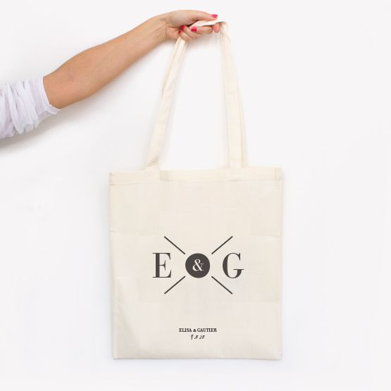 Tote Bag personnalisable ©MonkeyChoo
