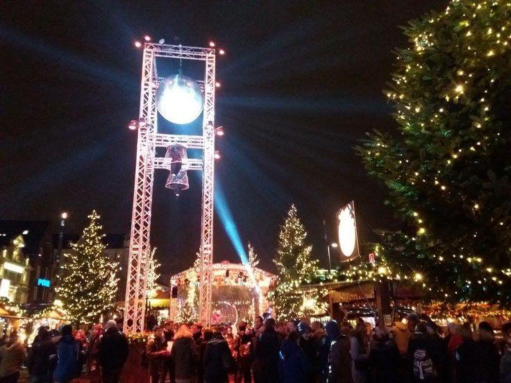 St Pauli Christmas market time in Hamburg