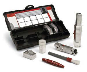 Spy Gear Evidence Kit. Very cool website as well. Lots of neat stuff!