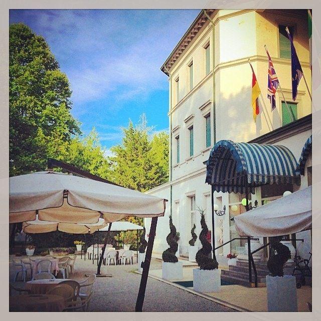@giulianuitblanche Grand Hotel Terme di Riolo