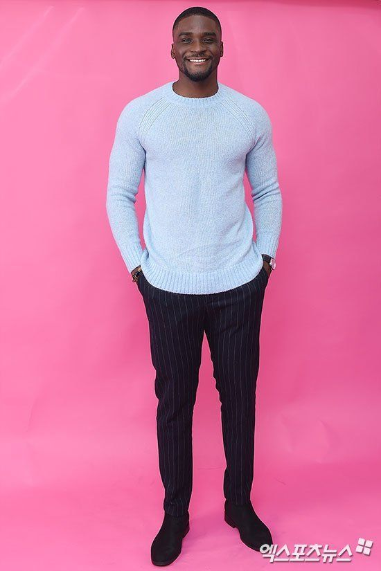 [Interview] Sam Okyere Has Pride in His Home Country, Ghana