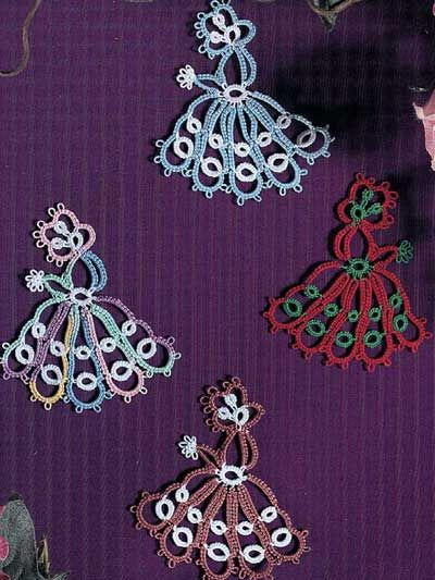Tatting pattern beginner/intermediate