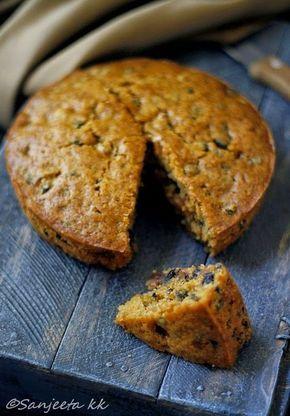 healthy eggless cakes recipes